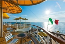 Cruising Italian Style / Cruising Italian Style on Costa Cruises knows no boundaries. You'll live La Dolce Vita on a global scale, enjoying an extraordinary blend of languages, cultures, cuisines and entertainment.