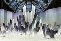 Runway – Set Design . / Fashion Shows / by Celeste Mackay