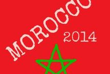 Morocco / Information on the country of Morocco, including its art, music, literature, contemporary life, history, etc. / by Hopscotch Adoptions, Inc