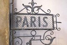 I LOVE PARIS / What's not to love?  It's an amazing place. / by Austen Romance