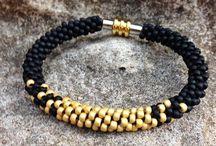 Kumihimo jewelry making / by Carla Taylor
