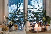 Winter / Dekoration und Impressionen