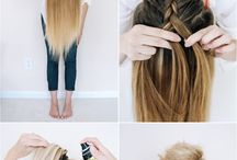 Hairstyles and more!