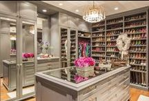 Home Decor - Perfect Closet / Ideias closet