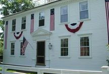 Colonial Village of Amherst, New Hampshire / Village living