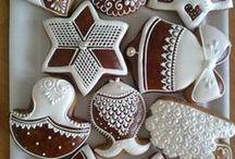 perníčky, gingerbread