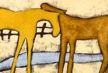 cavalli in arte