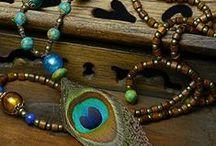 Body Ornaments / jewelry, women's jewelry, hippy jewelry, meditation teacher jewelry