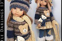 Dolls / Muñecas de lujo