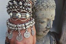 Estilos en moda hindú, gypsy, boho y más