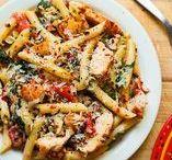 těstoviny, pasta / těstoviny, pasta