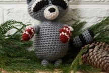 ~ CROCHET amigurumi 1 ~ / Tips, creatures, creature miniatures. / by Amina O with ♥ @ postmodern Amina O blog