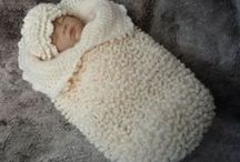 ~ CROCHET for newborns & angel babies ~ / by Amina O with ♥ @ postmodern Amina O blog
