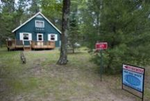 Central Wisconsin Real Estate for Sale / Central Wisconsin Real Estate for Sale including places, photos, wildlife, lakes and more.