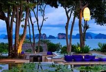 Six Senses Yao Noi / Six Senses Yao Noi is built on to the island of Yao Noi to create a new and exciting destination itself on this peaceful and charming local Muslim island.