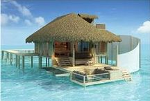 Six Senses Laamu / Six Senses Laamu is the only resort in the Maldives' southern Laamu Atoll. An inter-island trip brings you to a paradise with 97 sustainable villas set over the lagoon and on the island.