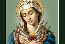 Blessed Virgin Mary / by Therese Dobson