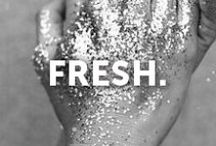 FRESH. / Fresh looks, fresh styles, fresh ideas. / by Soybu