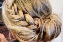 Prom and Wedding! / Here you can find inspiration for your prom or wedding, we will pin styles for all hair types.