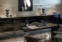 Gallery interiors / Decorative & functional inspiration for our Oxo Gallery