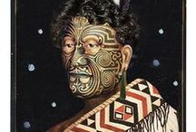 Maori Art and Design / This collection is inspired by Maori culture, design and language.
