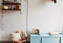 Inspiration - Vintage for kids / Kids room
