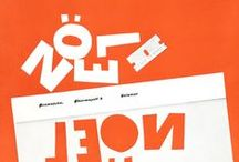 12 Days of Designers / Design for the holidays, by the iconic graphic designers.