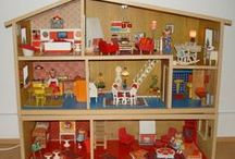 Vintage Dollhouse Project with my Niece / Miniature World!! / by Ursula LeGere