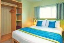 Butlins Minehead / Hotel furniture. Chalet furniture. Hotel furniture design.