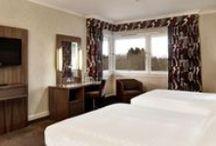 Hilton Edinburgh Airport / Hotel Furniture. Hilton furniture. Hotel furniture design. Hotel furniture manufacture.