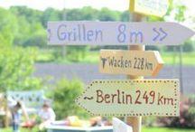 YJD ♥ Garten / Ihr verbringt Eure Zeit in den waremen Monaten des Jahres am liebsten in der freien Natur? Diese Pins liefern Euch Inspiration für ein Leben im Grünen.