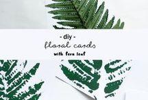 YJD ♥ Postkarten / Wie wäre es mit einer Postkarte für Eure Familie oder Freunde?  Zaubert Euren Lieben ein Lächeln ins Gesicht und versendet eine selbstgemachte Postkarte.