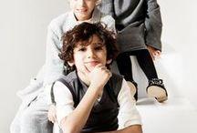 AW16/17 Irinoula / Kidswear /Photography: Chris Kontos /Models: Nourshan, Abbas, Yomna