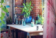 Creative Space / by Nanine Carter