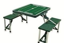 Spartan Tailgates = the BEST / Enjoy tailgating in Spartan style!