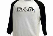MSU College of Education  / Exclusive Michigan State University College of Education merchandise