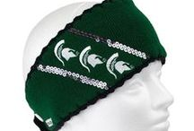 MSU Fan-shionistas / Rock game day with these great #Spartan looks!