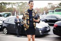 Street Style - WOMEN / Inspirations!