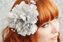 { bridal (i) do's } / Wedding bells ring in the lushest of locks.