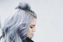 { hair + now } / The best-tressed trends in luscious locks.