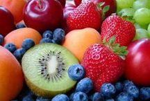 Tutti Frutti / fruta de todas las formas que te puedes imaginar, dulces sabores fibra y vitaminas