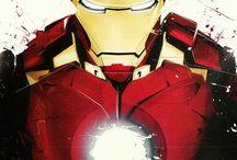 Iron Man/Tony Stark / Genius Billionaire Playboy Philanthropist / by Kayla Hoai-Linh