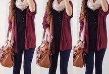 Outfits (otoño-invierno)