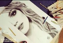 BRITNEY. / My biggest drawing done only by pencils.