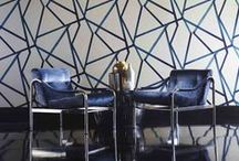 Abstract Attraction / Abstract is a great way of adding a modern touch to your home and is set to be huge this autumn!
