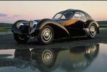Classic/Vintage Cars / Classic/vintage cars from mostly the 30s to the 60s.