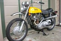 NORTON MOTORCYCLES / by KC