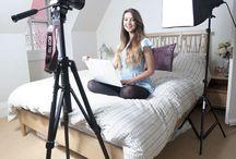 Vlogging / by Kat Harris