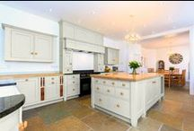 Cool Kitchens / Cook up a storm in one of these cool kitchens. See our homes for sale in Yorkshire.