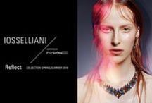 MAC Cosmetics / IOSSELLIANI / MAC Cosmetics supports IOSSELLIANI for H.P.FRANCE BIJOUX Japan. REFLECT: the ultimate collaboration.